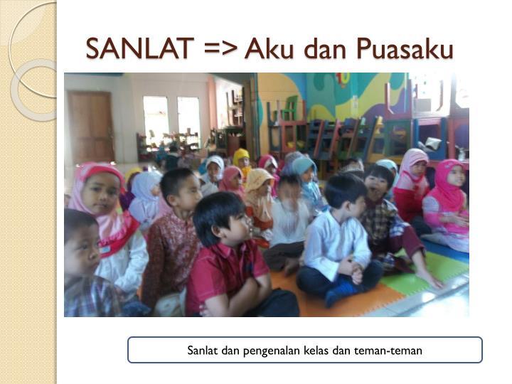 SANLAT =>