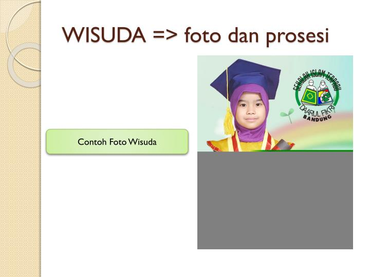 WISUDA =>