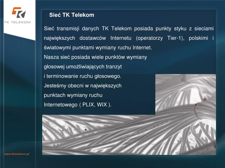 Sieć TK Telekom