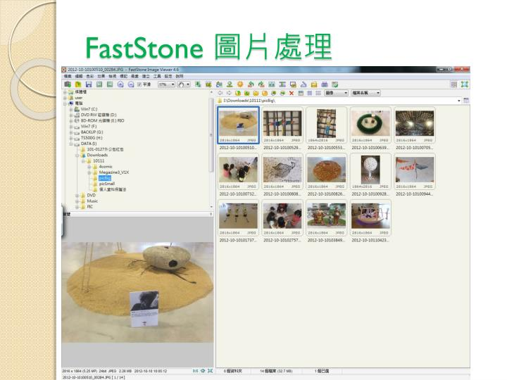 FastStone