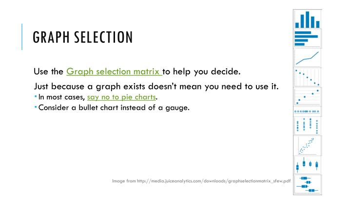 Graph Selection