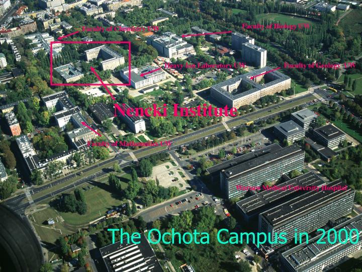 Faculty of Biology UW