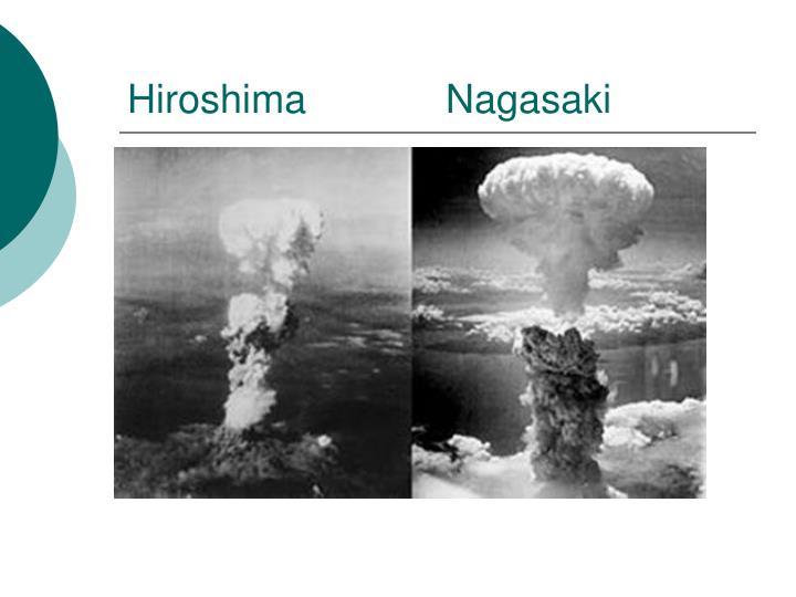 HiroshimaNagasaki
