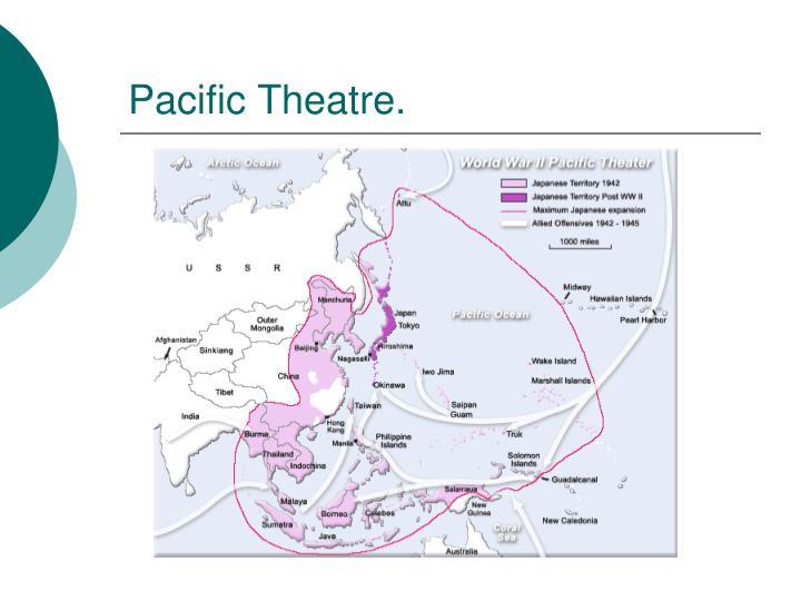 Pacific Theatre.