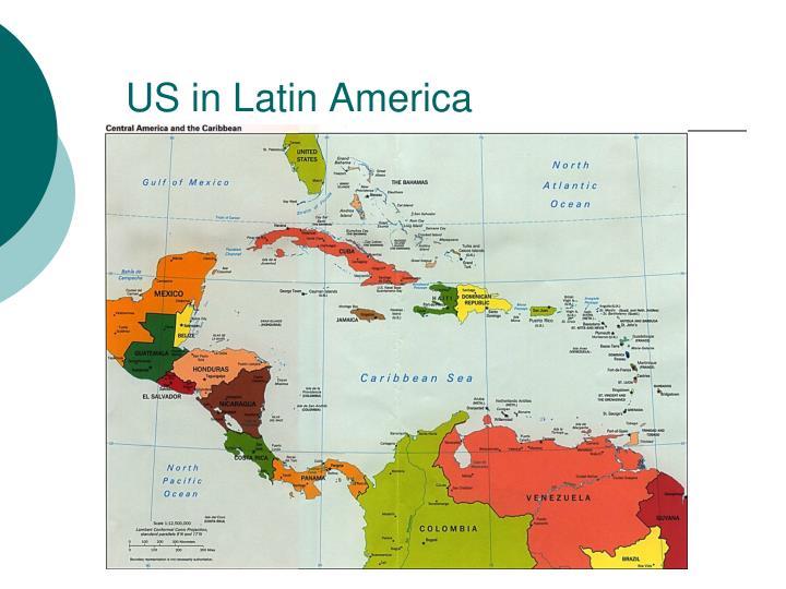 US in Latin America