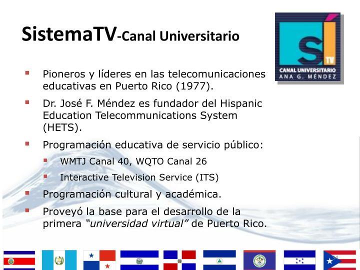 SistemaTV