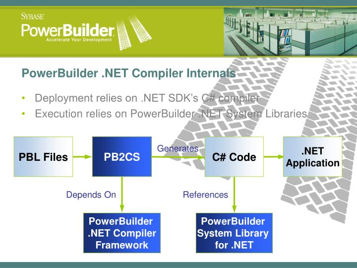 PowerBuilder .NET Compiler Internals