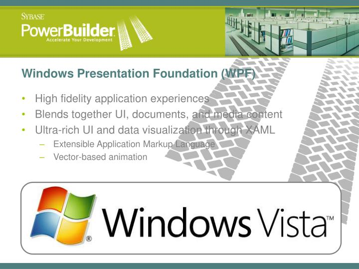 Windows Presentation Foundation (WPF)