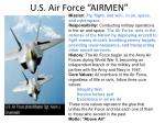 u s air force airmen