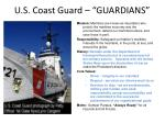 u s coast guard guardians