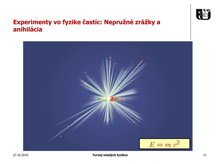Experimenty vo fyzike