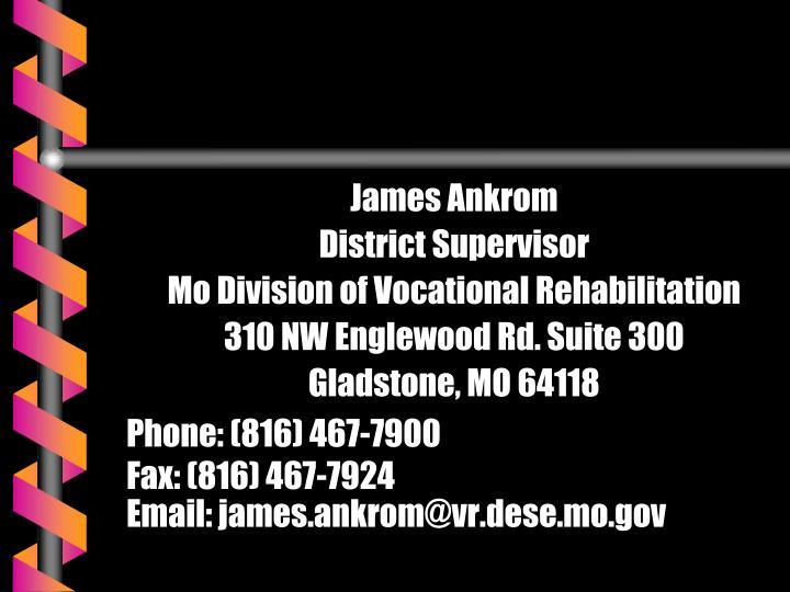 James Ankrom