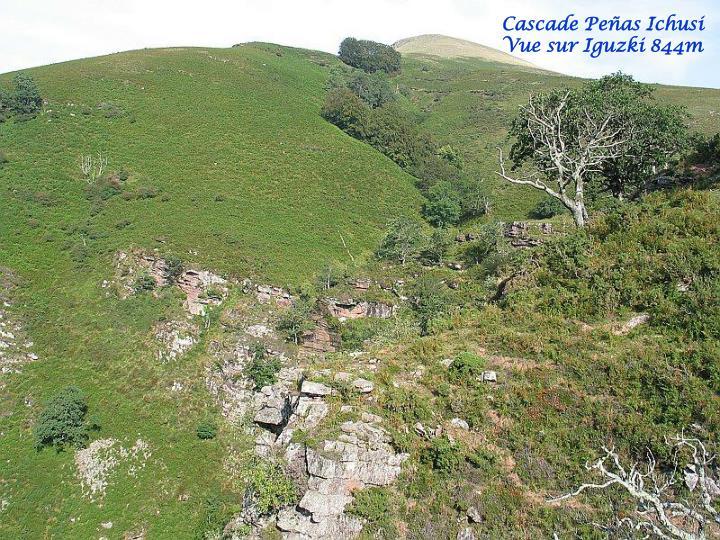 Cascade Peñas Ichusi