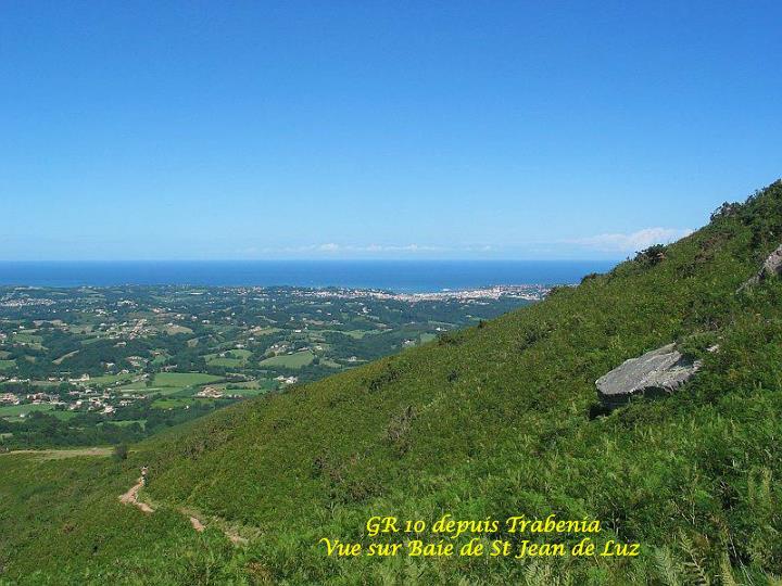 Notre prochaine étape visite des Montagnes du Pays Basque Sud