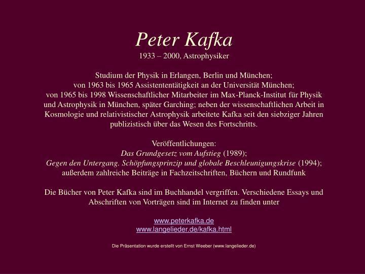 Peter Kafka