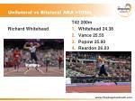 unilateral vs bilateral aka 100m1