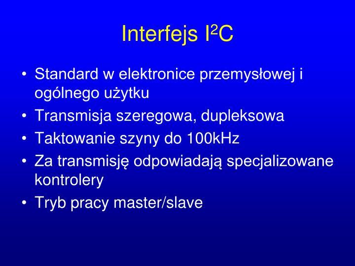 Interfejs I