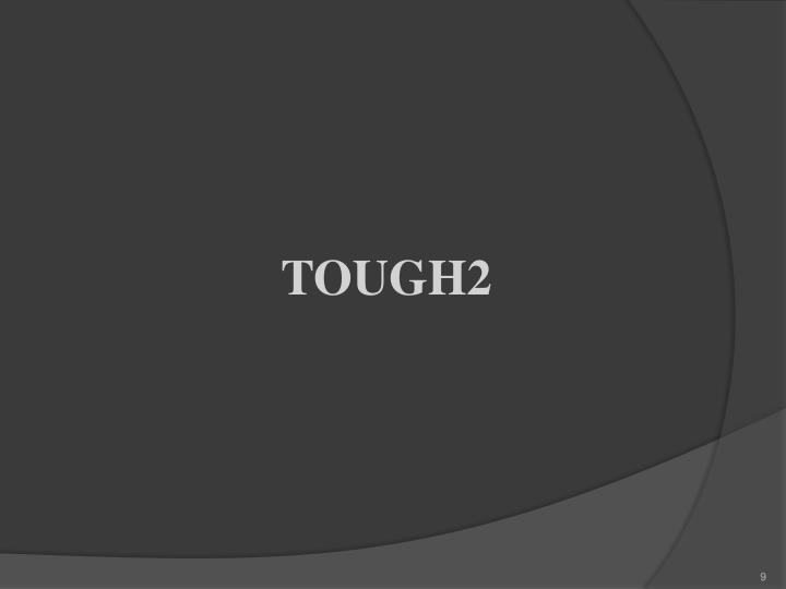 TOUGH2
