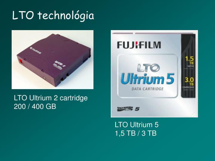 LTO technológia