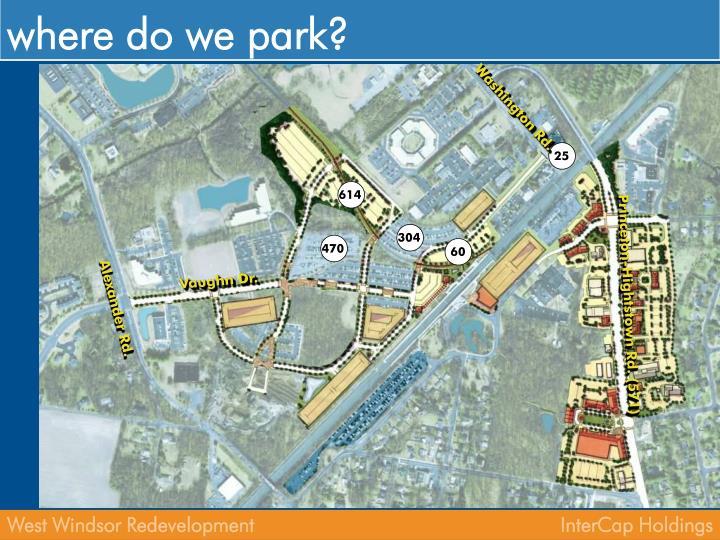 where do we park?
