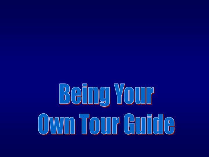 Being Your
