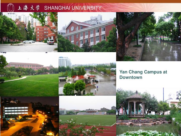 Yan Chang Campus at Downtown