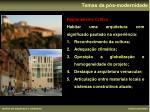 temas da p s modernidade3