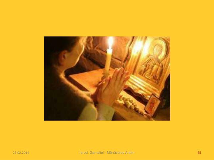 Ierod. Gamaliel - Mânăstirea Antim