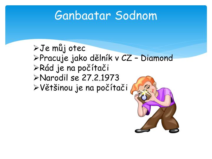 Ganbaatar Sodnom