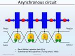 asynchronous circuit1