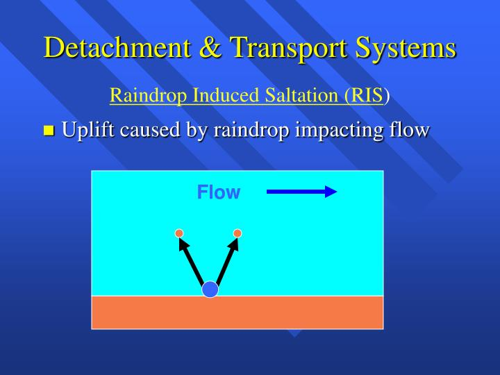 Detachment & Transport Systems