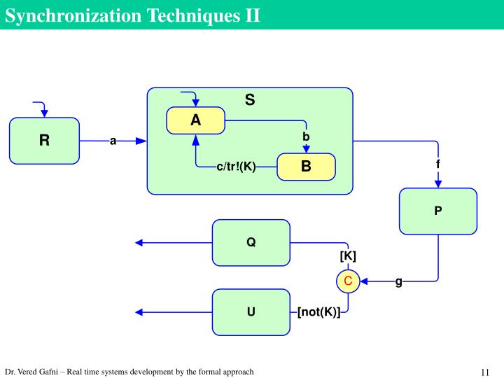 Synchronization Techniques II