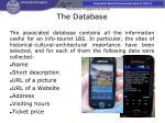 the database