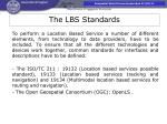 the lbs standards