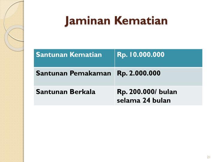 Jaminan