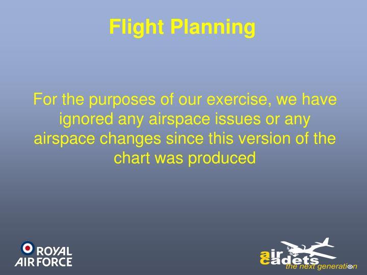 Flight Planning