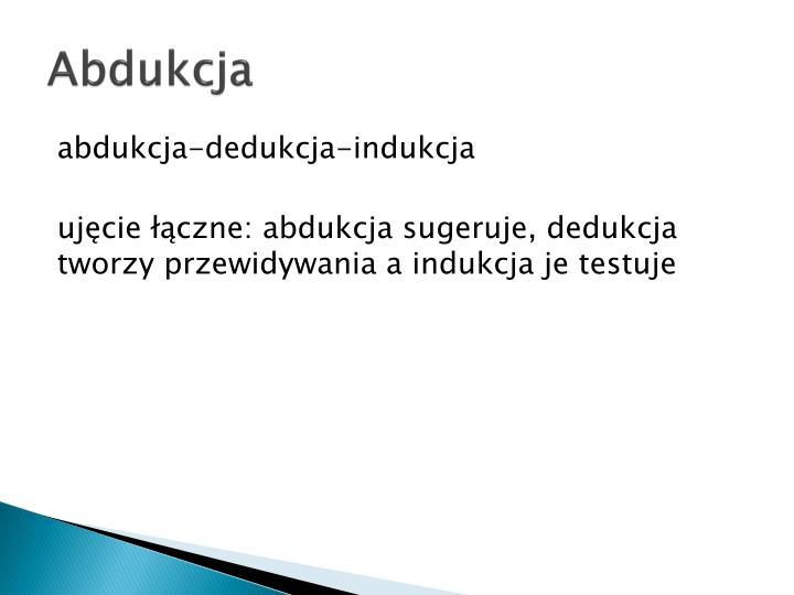 Abdukcja