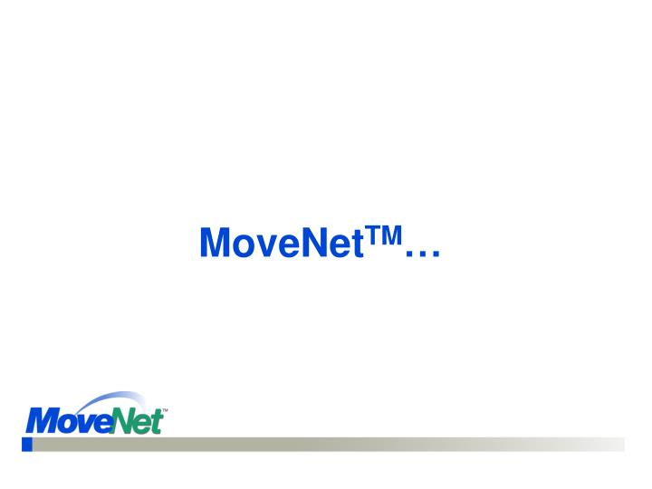 MoveNet
