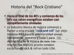 historia del rock cristiano2
