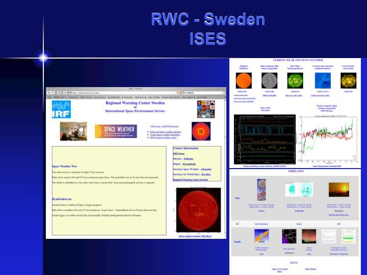 RWC - Sweden