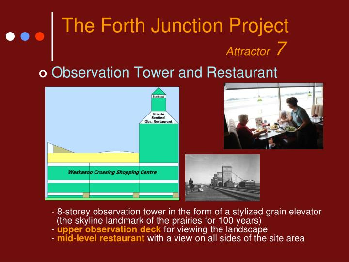 The Forth Junction Project