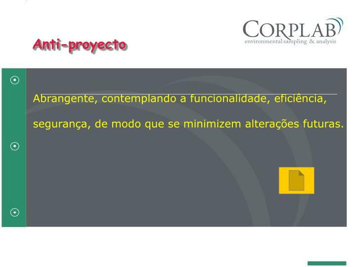 Anti-proyecto