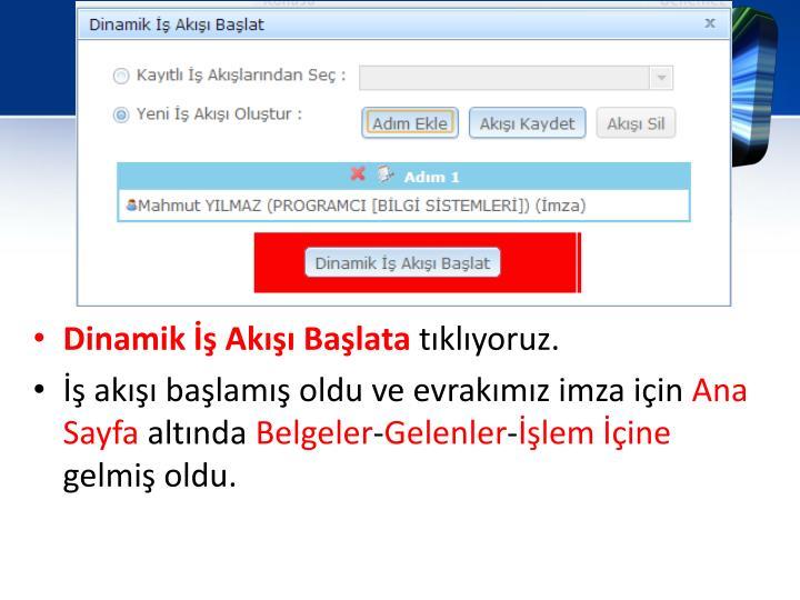 Dinamik  Ak Balata