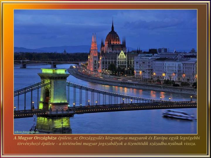 A Magyar Országháza