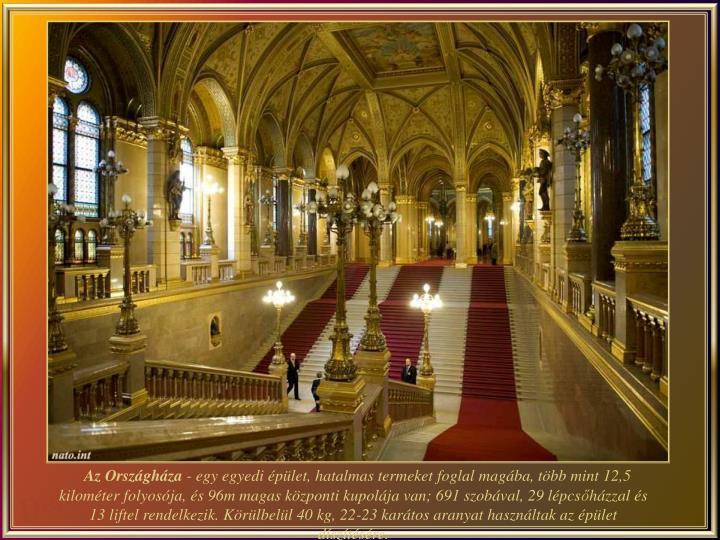 Az Országháza