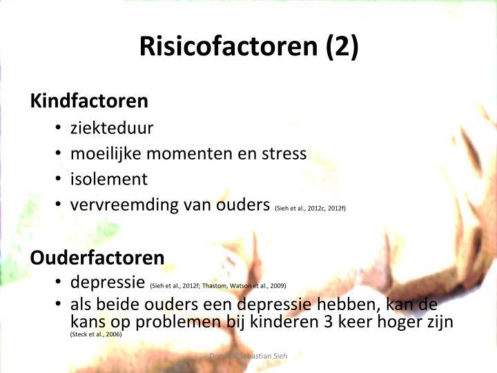Risicofactoren (2)