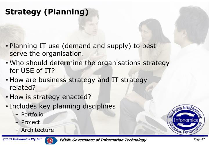 Strategy (Planning)