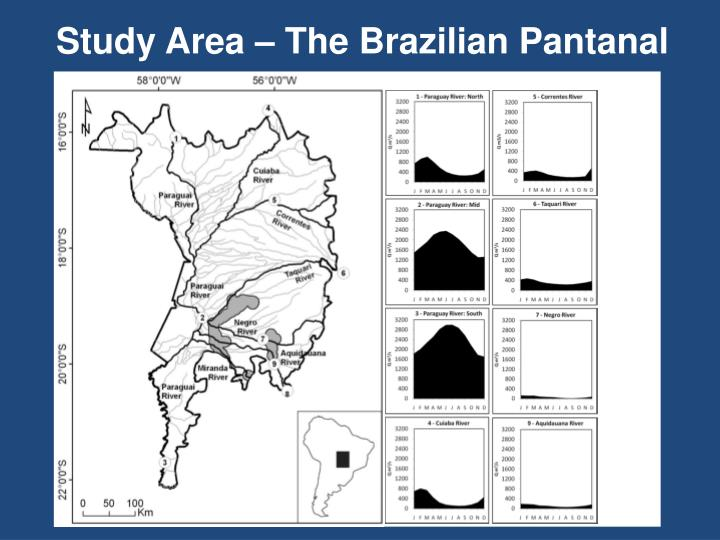 Study Area – The Brazilian Pantanal
