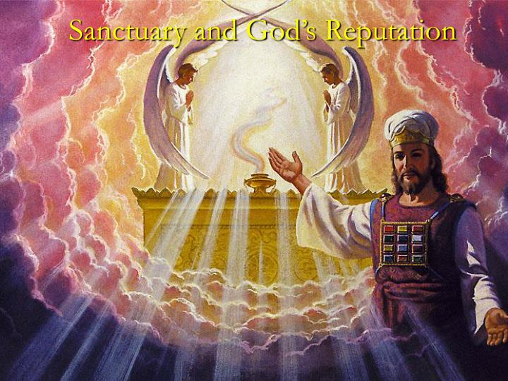 Sanctuary and God's Reputation
