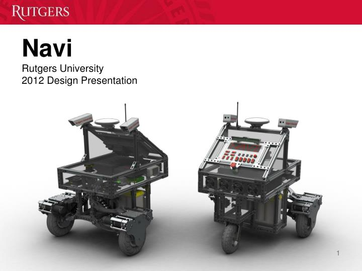 Navi rutgers university 2012 design presentation